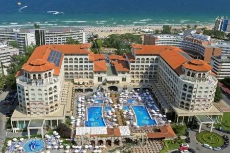 Melia Sunny Beach, Bulharsko, Slunečné Pobřeží