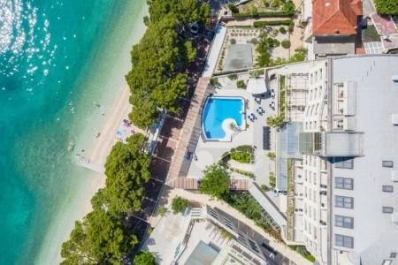 Hotel Park Makarska Snídaně