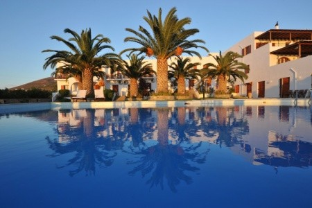 Eri Hotel - Řecko Last Minute
