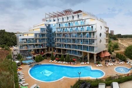 Hotel Kamenec 4*, Bulharsko, Kiten