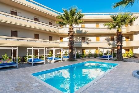 Hotel Delfinia Resort, Řecko, Rhodos