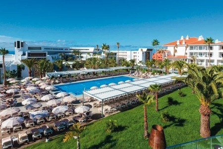 Riu Arecas - Adults Only - Tenerife - First Minute - Kanárské ostrovy