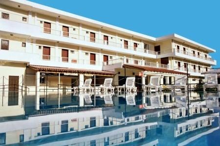 Hotel Prassino Nissi - Řecko Last Minute
