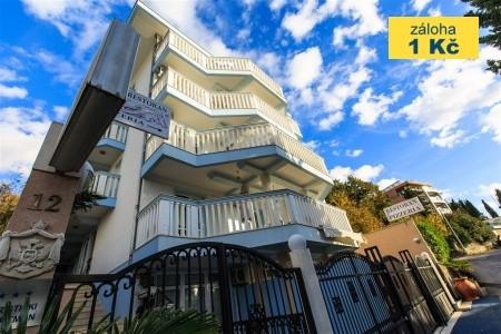 Dovolená S Muzikou - Vila Perovič Club - Dotované Pobyty 50+ - ubytování v soukromí