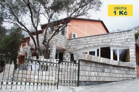 Vila El Mar Garden - Dotované Pobyty 50+ - ubytování v soukromí