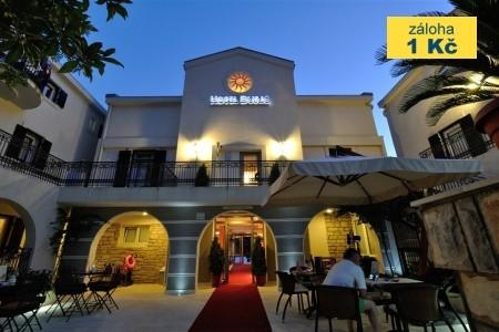 Hotel Durič - Dotované Pobyty 50+ - u moře