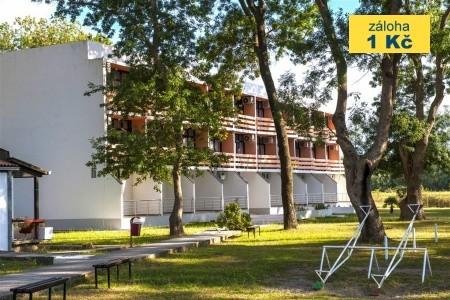 Hotel Velká Pláž Ulcinj Club - Dotované Pobyty 50+ - Last Minute a dovolená