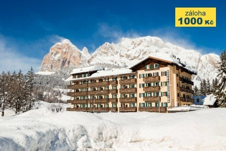 Hotel Villa Argentina Pig- Cortina D