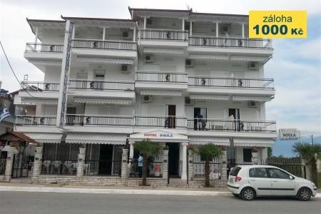 Apartmánový Dům Soula - apartmány u moře