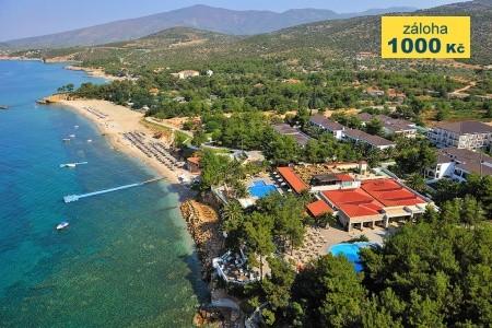 Alexandra Beach Spa Resort - plná penze