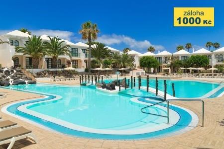 H10 Ocean Suites - v srpnu