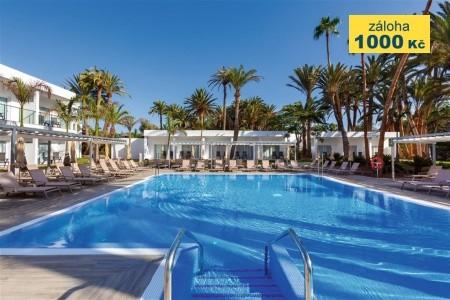 Riu Palace Oasis, Kanárské ostrovy, Gran Canaria