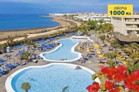 Beatriz Playa & Spa, Kanárské ostrovy, Lanzarote
