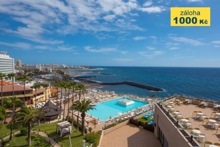 Iberostar Bouganville Playa - Kanárské ostrovy 2020/2021
