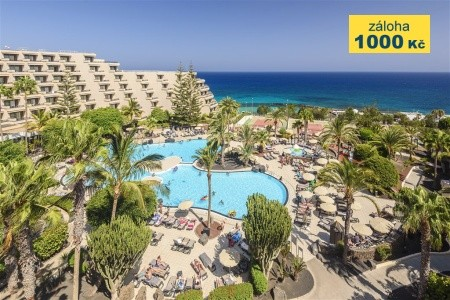 Occidental Lanzarote Playa - all inclusive