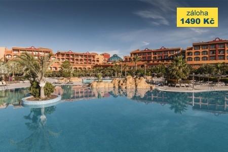 Hotel Sheraton Fuerteventura Beach - v květnu