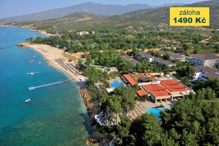 Alexandra Beach Thassos Spa Resort Hotel