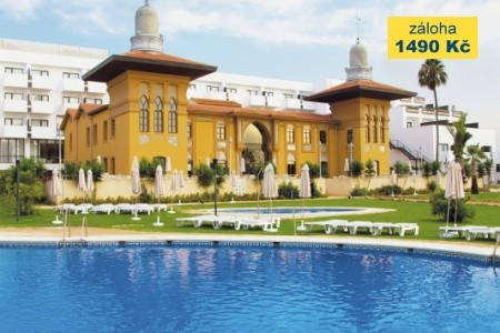 Španělsko - Costa de Almeria / Fergus Style Palacio Mojácar Spa