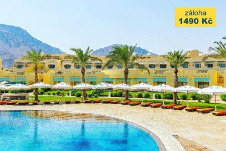 Hotel Bayview Resort Taba Heights - v srpnu