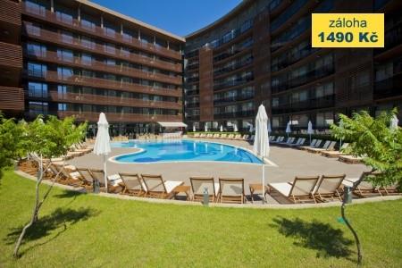 Hotel Galeon Residence & Spa - v srpnu
