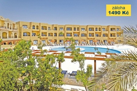 Hotel Three Corners Fayrouz Plaza - v květnu