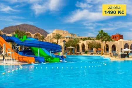 Hotel El Wekala Aqua Park Resort - v srpnu