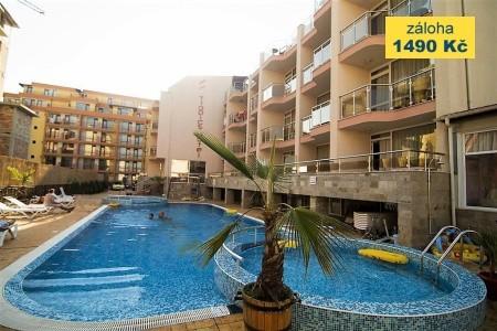 Hotel Tropics - letní dovolená