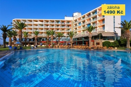Hotel Sirens Beach, Řecko, Kréta