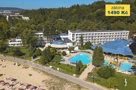Hotel Kaliakra Mare, Bulharsko, Albena