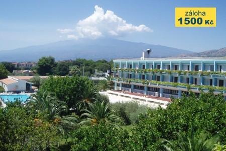 Unahotels Naxos Beach, Itálie, Sicílie