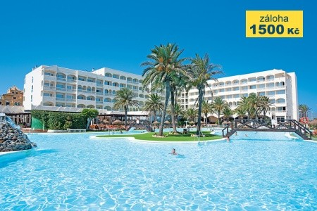 Zoraida Park And Garden Resort All Inclusive