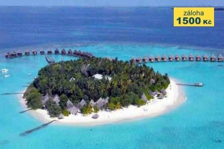 Hotel Thulhagiri Island Resort & Spa
