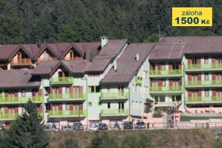 Hotel Costa Verde Polopenze