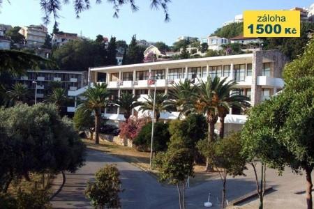 Hotel Mediteran - v říjnu