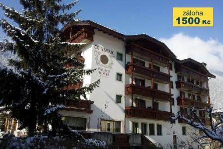 Hotel Olympic Palace S Bazénem Pig– Pinzolo - Last Minute a dovolená