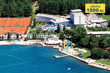 Hotel Laguna Park, Poreč Chorvatsko Poreč last minute, dovolená, zájezdy 2016