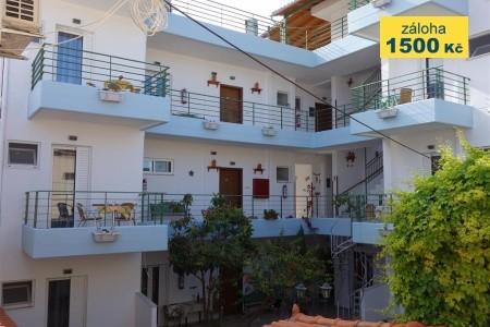 Apartmány Bellos - apartmány u moře