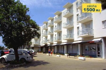 Hotel A Depandance Adriatic - plná penze