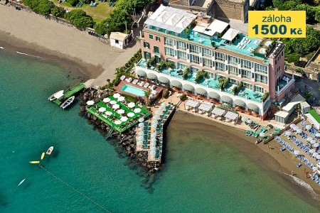Miramare E Castello - letní dovolená u moře