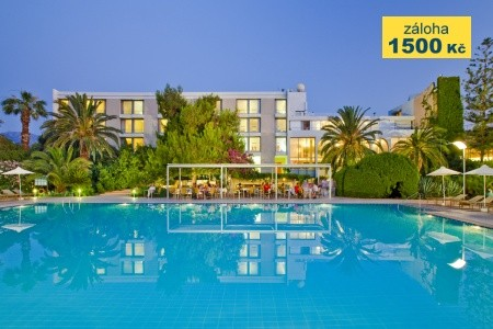 Hotel Caravia Beach & Bungalows - bungalovy