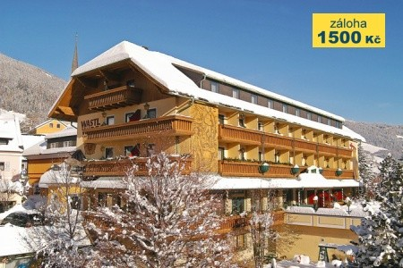 Hotel Wastlwirt S Bazénem – St. Michael Im Lungau
