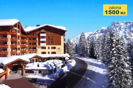 Hotel Carlo Magno Spa Resort So- Madonna Di Campiglio - v prosinci