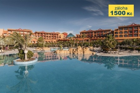 Sheraton Fuerteventura Beach, Golf And Spa Resort Snídaně