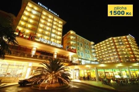 Hotel Riviera - v srpnu