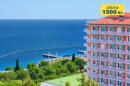 Hotel Slovenija – Terme & Wellness Lifeclass Snídaně First Minute