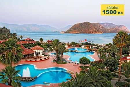 Turecko - Marmaris / Marti Resort