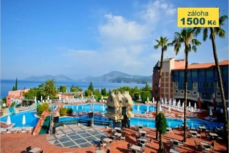Sentido Lykia Resort & Spa - Last Minute a dovolená