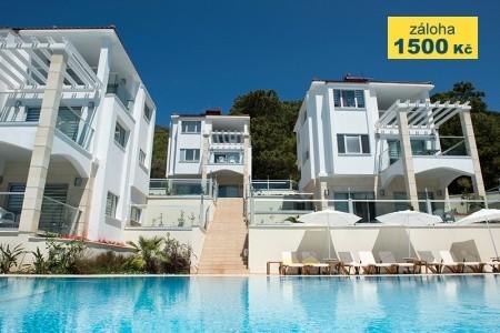 Turecko - Egejská Riviéra / Orka Sunlife Resort & Spa