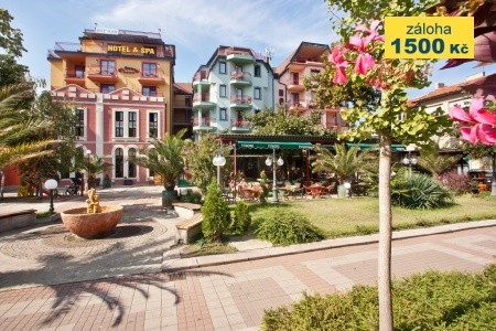 Saint George Hotel & Spa - v červenci