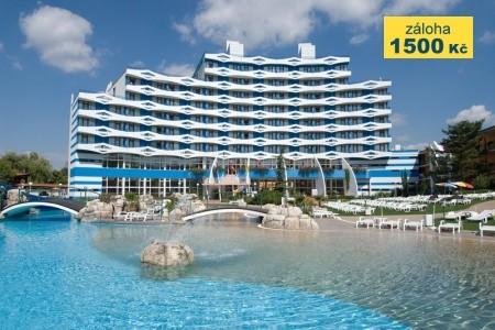 Hotel Trakia Plaza - ubytování